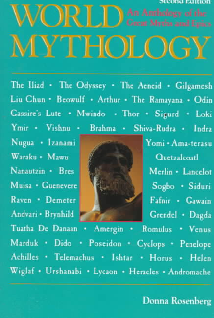 World Mythology By Rosenberg, Donna